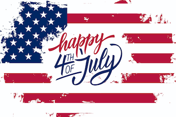 Happy birthday to America!