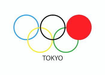 Tokyo Olympics 2020. Celebrate Olympics Team USA!