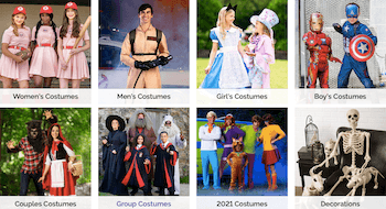 HalloweenCostumes.com - Halloween Costume Sale. Find costumes with discounts up to 98% off.