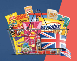 British Corner Shop - All your Great British Christmas Favourites